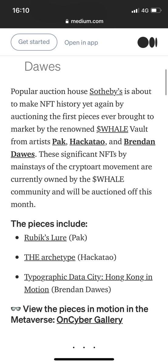 Good read 👉🏽   shorturl.at/pFINS #NativelyDigital @Sothebys @Hackatao @muratpak @brendandawes @Medium