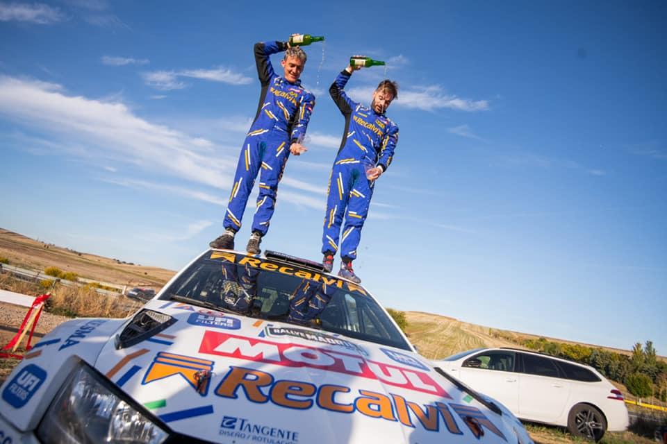 SCER + CERT: Rallye de Tierra de Madrid [8-9 Octubre] FBWfZ03WEAsR7v2?format=jpg&name=medium