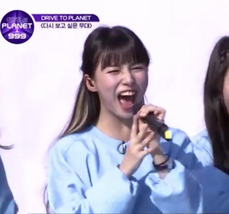この笑顔護り隊 #seoyoungeun #ソヨンウン #서영은 #GIRLSPLANET999 #ガルプラ