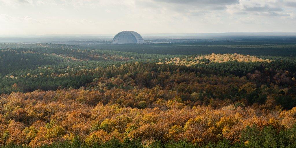 Herbstferientipp: #Brandenburg von oben hält immer überraschende Aussichten bereit. Eine Übersicht mit Aussichtstürmen in Brandenburg gibt es hier 👉 https://t.co/BoaRKBrqlt  #nachbrandenburg https://t.co/GOLZWaMCR3