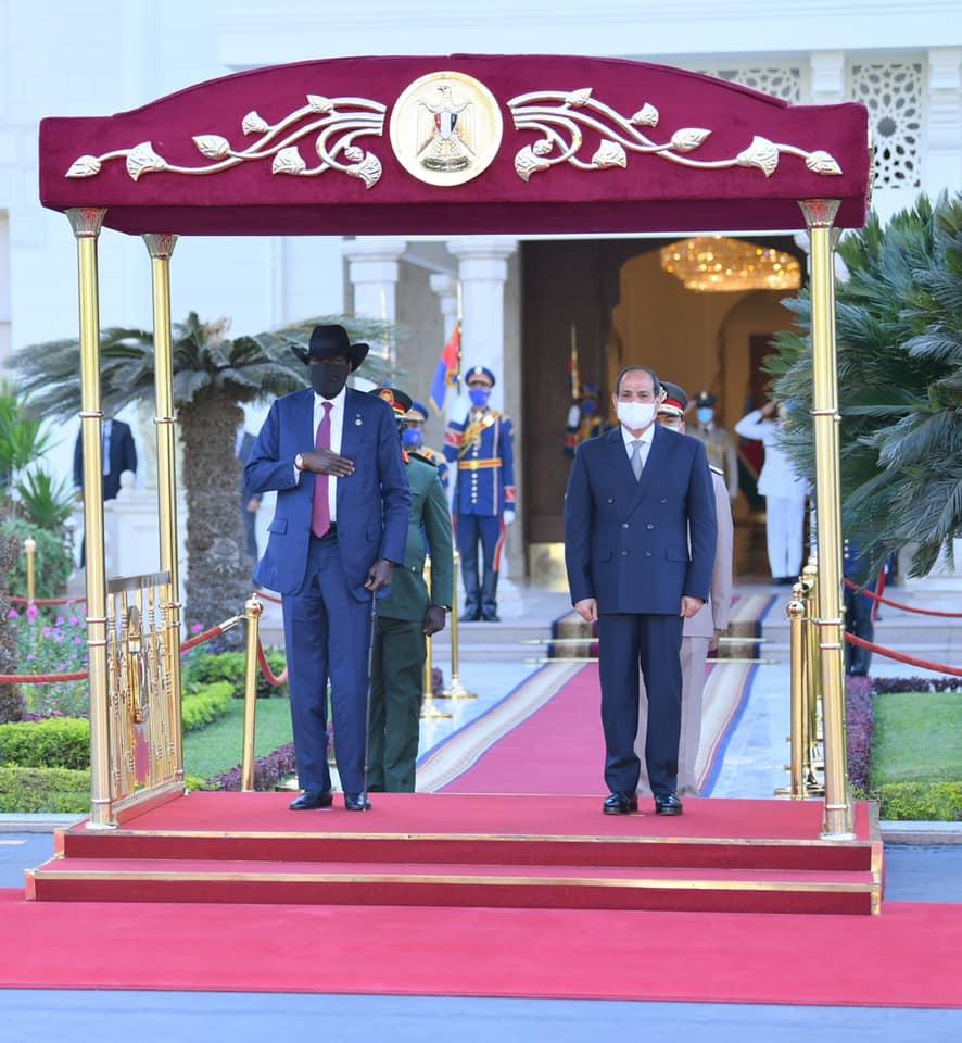 السيسي جنوب السودان - السيسي وجنوب السودان - مصر وجنوب السودان اليوم - العلاقات بين مصر وجنوب السودان - موقف مصر من جنوب السودان