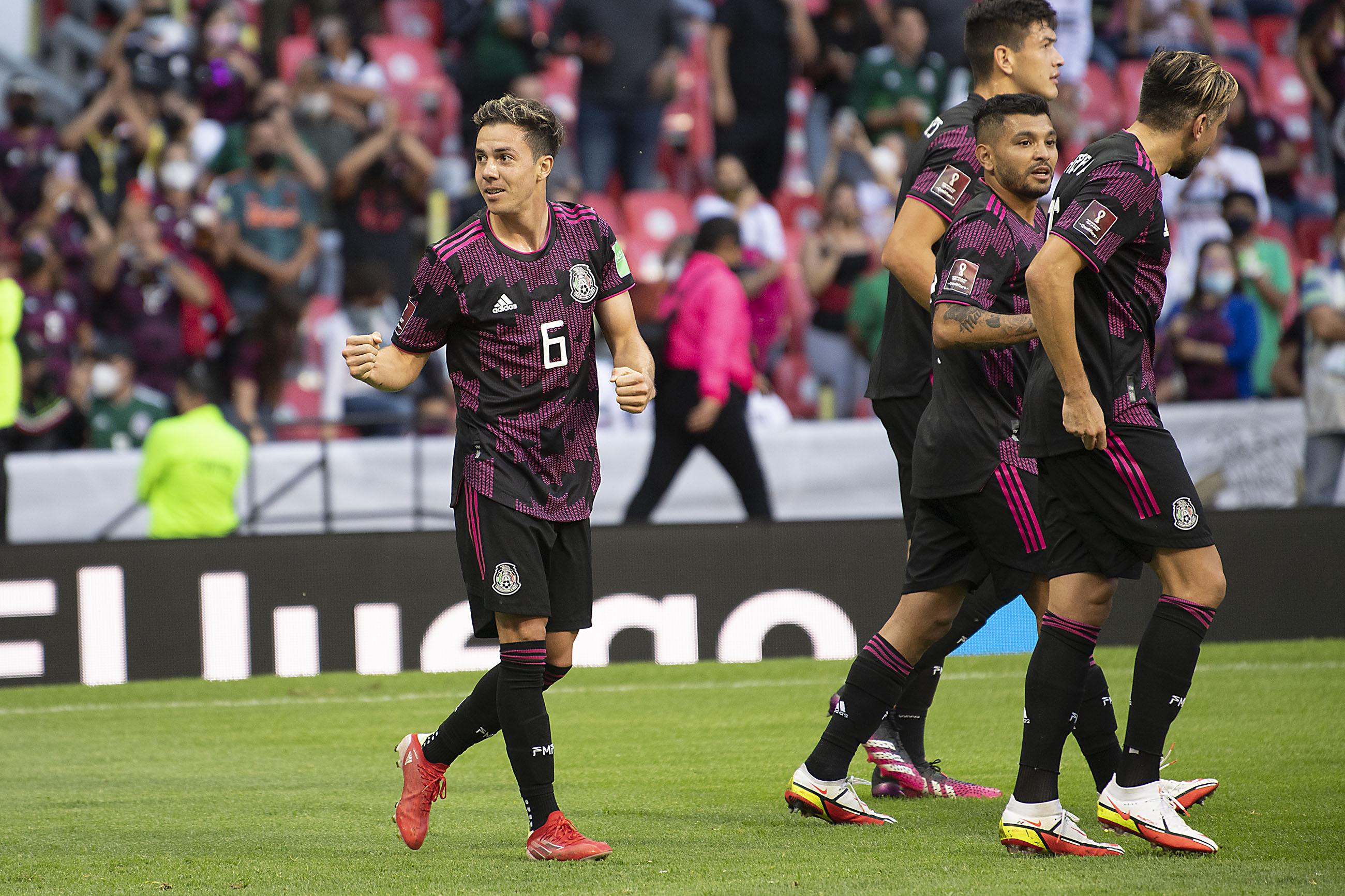 México vs Honduras 3-0 Final octagonal CONCACAF 2022
