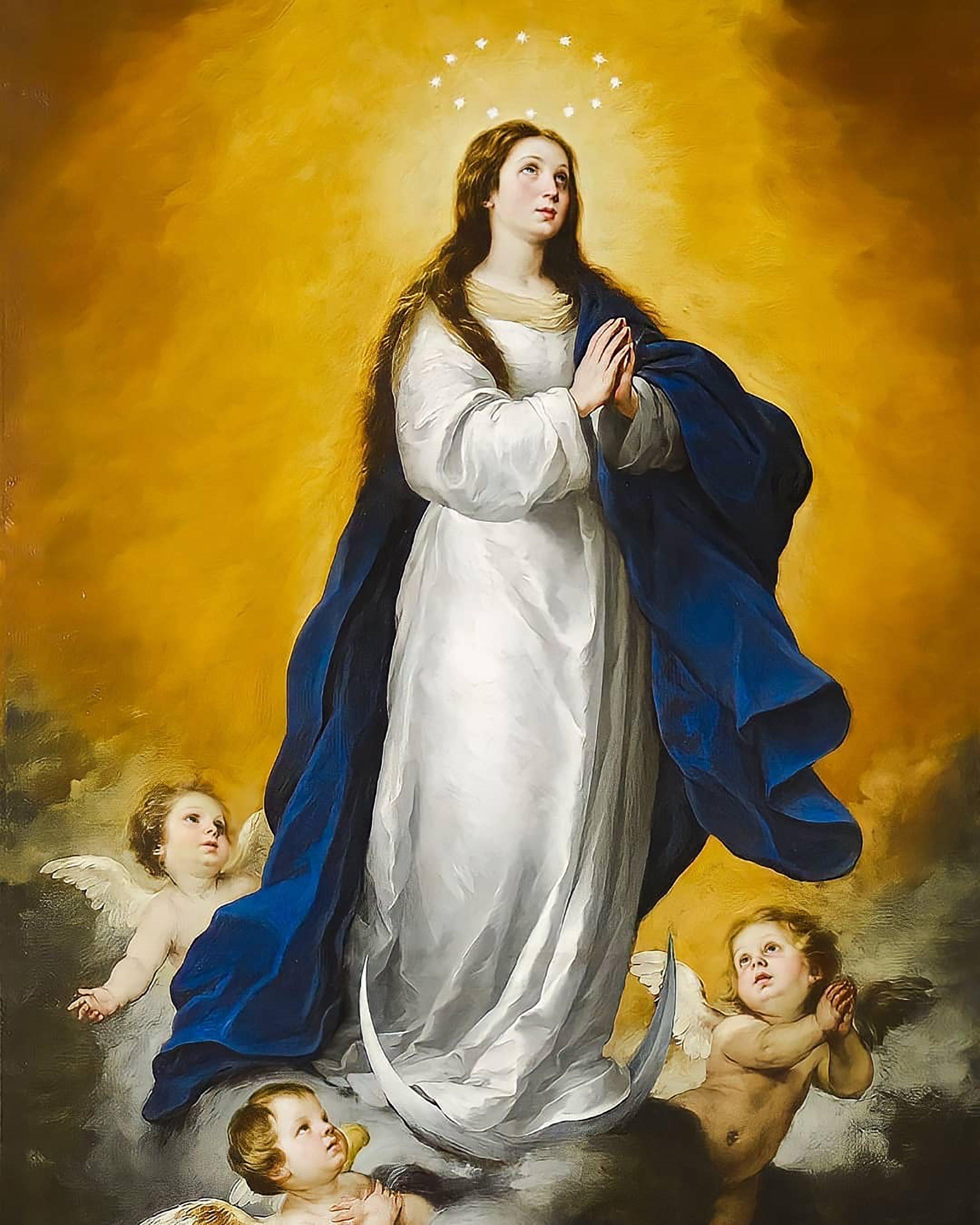 A Imaculada Conceição