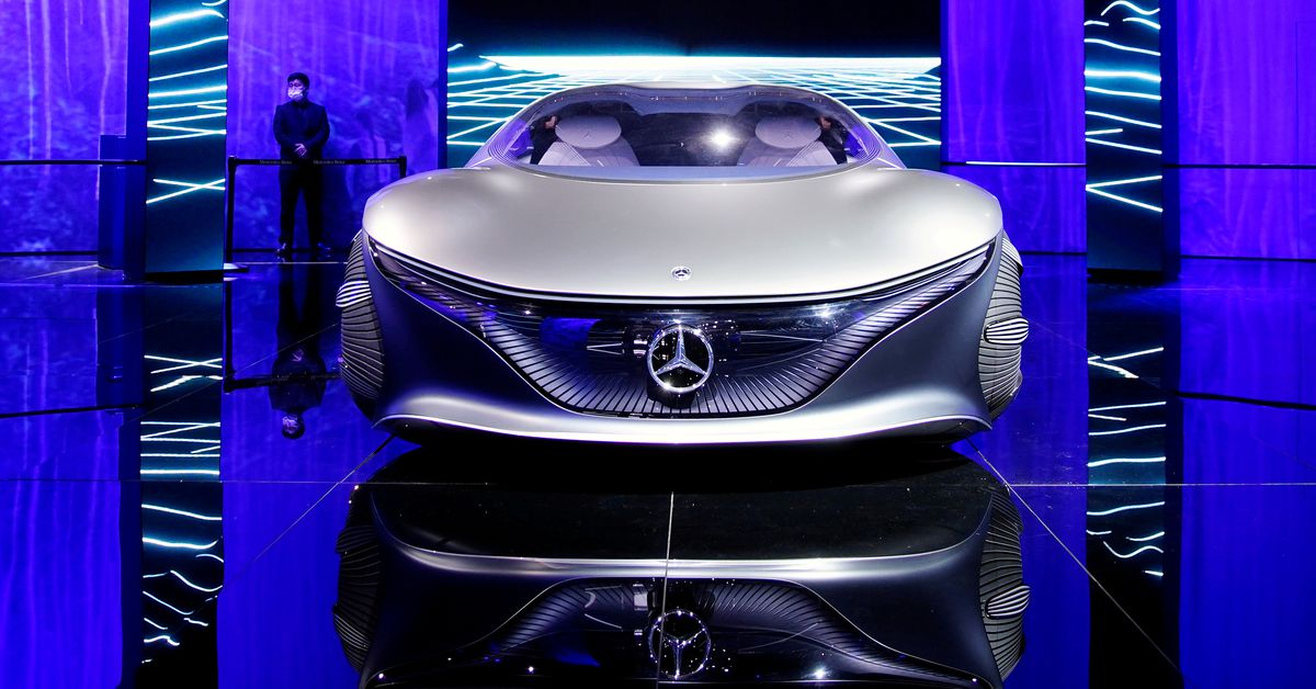 Home from home: Mercedes-Benz doubles down on China
