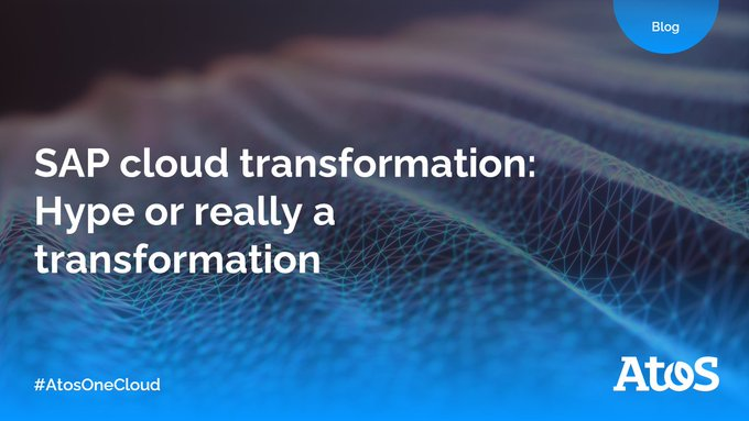 Discover why migrating your SAP landscape to the #cloud is truly transformative and delivers...