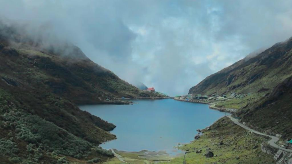 Thank you @saurabh305775 for sharing this scenic view with us from Tsomgo Lake in Sikkim! #DekhoApnaDesh  @TourismSikkim