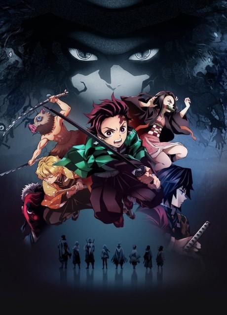 Demon Slayer: Kimetsu No Yaiba (2019)
