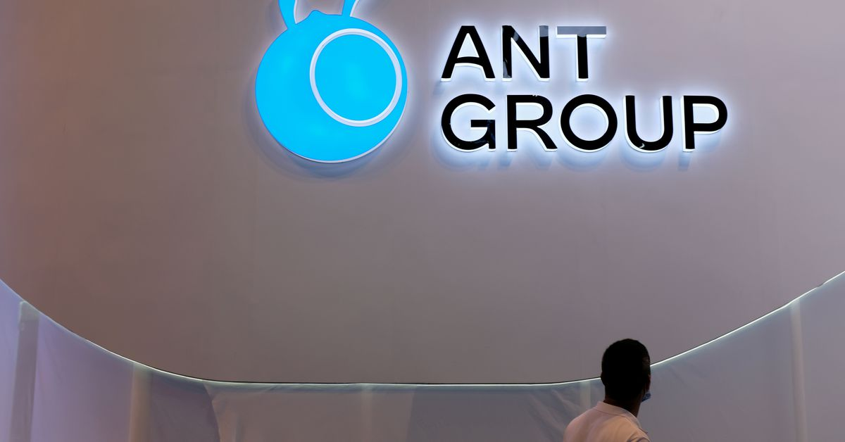 China's Ant Group increases registered capital by 47% to $5.4 bln