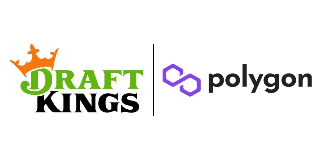 Today, @0xPolygon and @DraftKings have entered into a strategic blockchain collaboration for DraftKings Marketplace. Additionally, DraftKings is also now able to become a validator on the Polygon network. Further details are available here: bit.ly/3G1btc2 #NFT