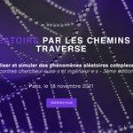 Image for the Tweet beginning: 💡chercheur·euse·s des milieux industriels et