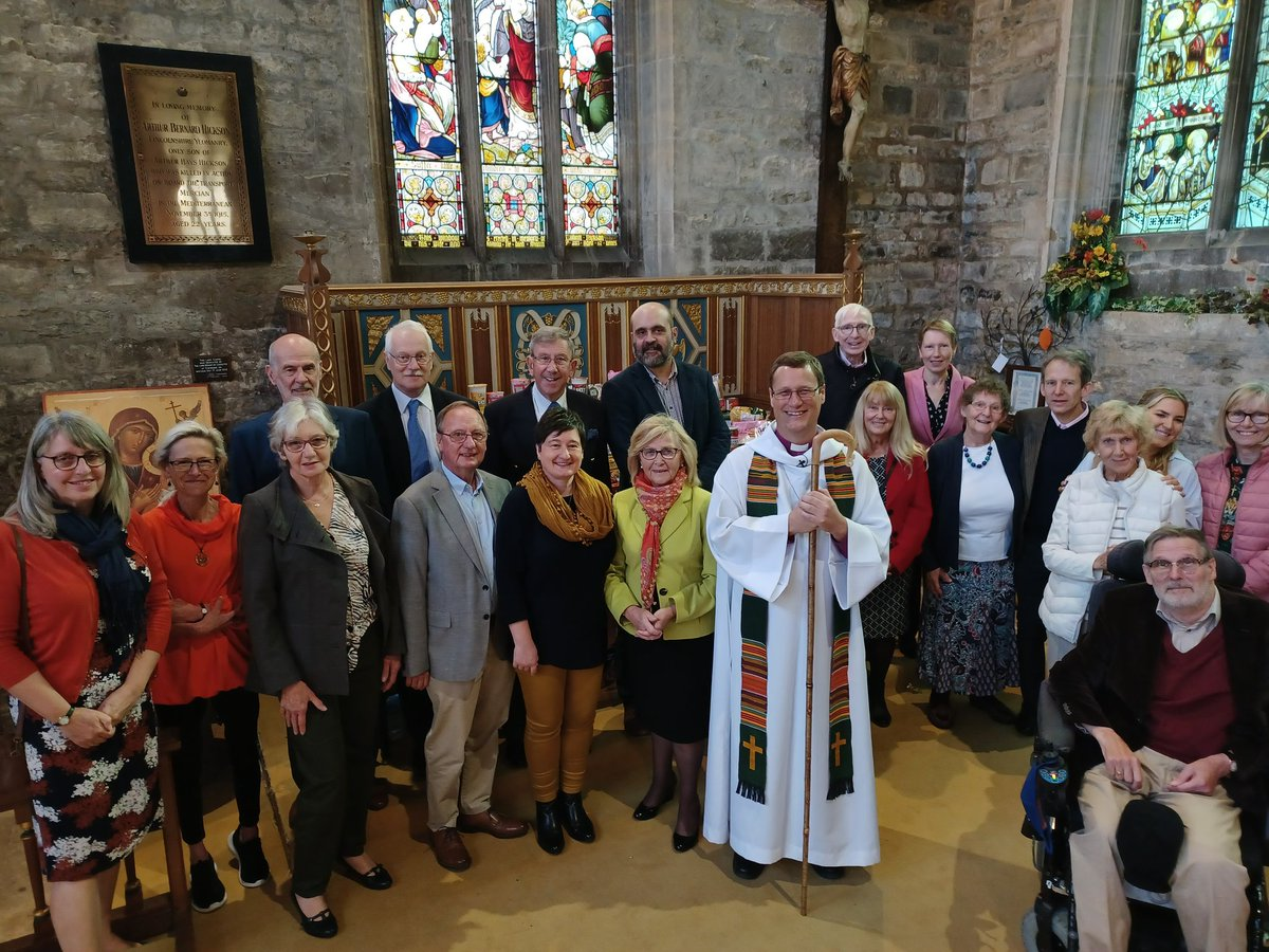 Bishop Martyn on the importance of the parish and Shaped by God Together: https://t.co/jarJpb9xrN
