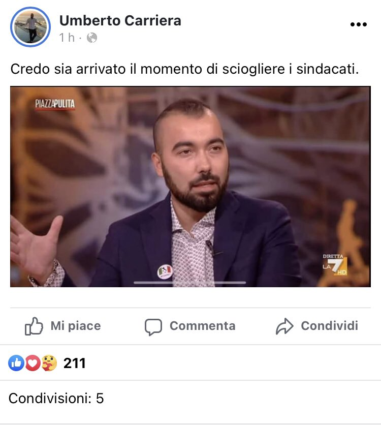 #vergogna