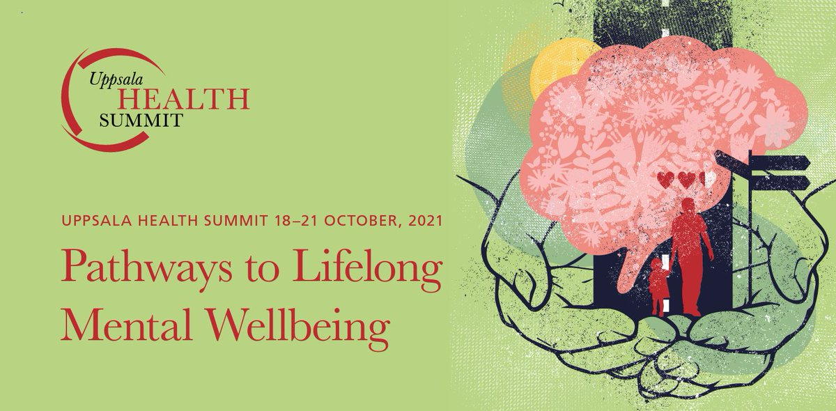 We are so excited that our Mental Health Summit has started! Join us for the free plenary sessions from global experts on Mental Wellbeing every day from 18th - 21st Oct. bit.ly/UHS2021register #MentalHealthDay #mentalhealthmonth pls share