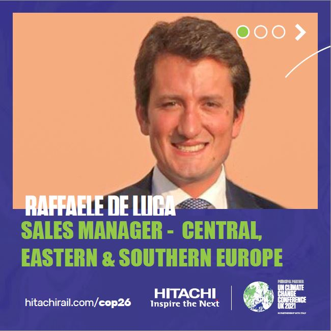 Join Raffaele De Luca today, live in Milan at 4pm CET at the Hitachi Youth Cooperation on Climate Change event. Where he will join 8 inspiring young leaders as they each share their responses to climate change & discuss more about the role they can play.  https://t.co/R9wiaUxk9t https://t.co/ZmJJC51wsn