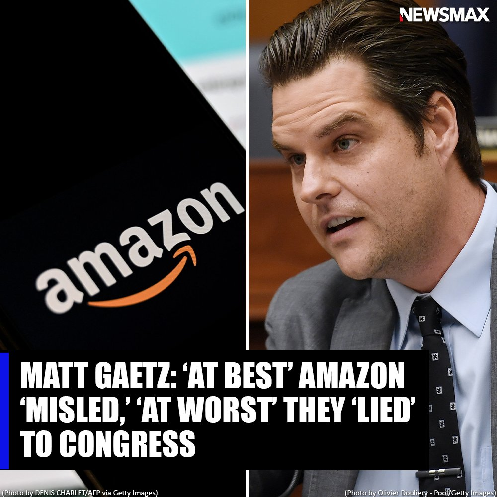 @newsmax's photo on Bezos