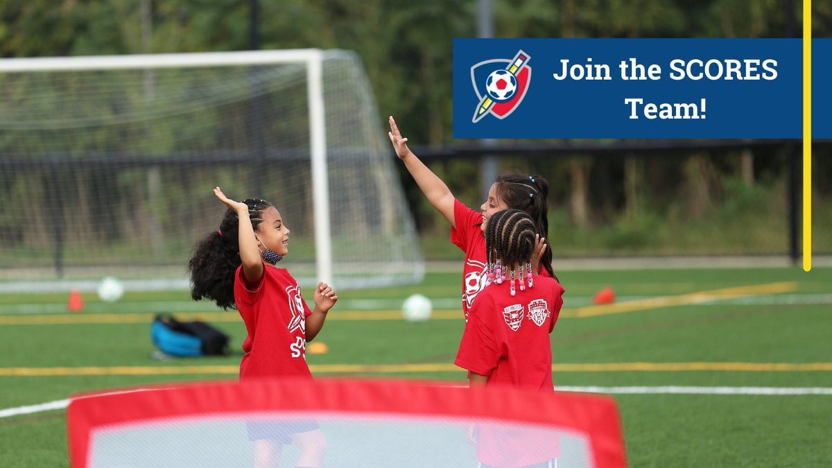 The National America SCORES office is looking for a new Executive Director. This is for the overall National side of the program, not any individual site. Check out the job posting link for more information!