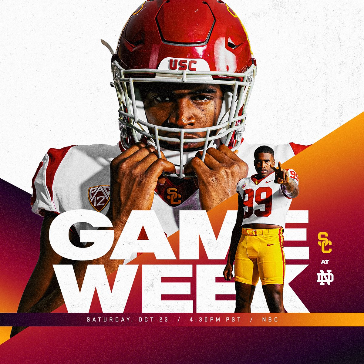 The Battle for the Jeweled Shillelagh. #FightOn✌️