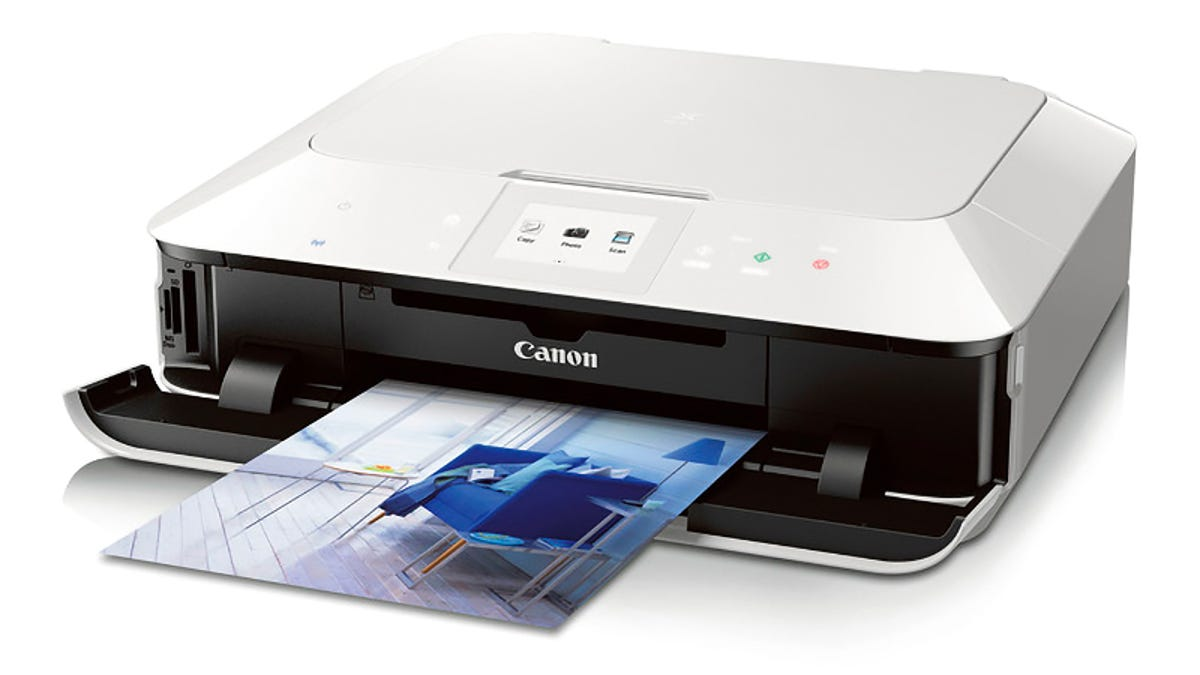 Canon Sued Over All-in-One Printer That Stops Scanning When It Runs Out of Ink