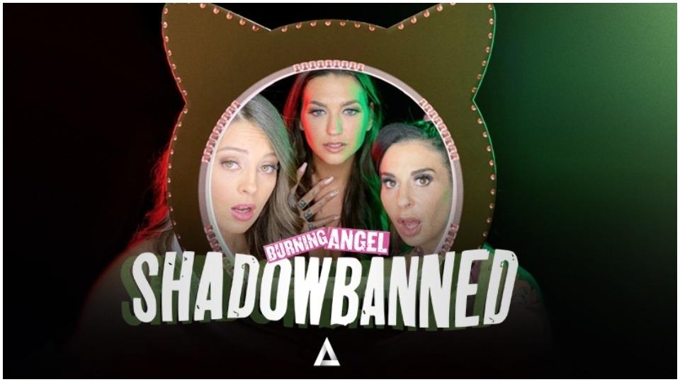 Joanna Angel Skewers Sex Work Censorship in Burning Angel's 'Shadowbanned' @Adulttimecom @JoannaAngel @BurningAngel xbiz.com/news/262360/jo…
