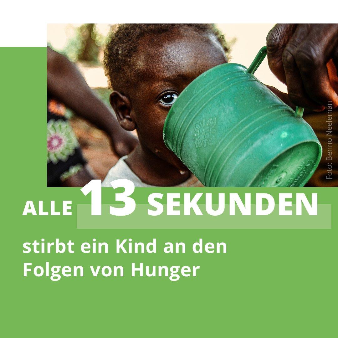 Das Recht auf Nahrung ist ein#Menschenrecht, aber die traurige Realität ist:  Laut #UN haben 957 Millionen Menschen in 93 Ländern nicht genug zu essen.   Aufgrund der #COVID-19-Pandemie sowie der #Klimakrise wird sich die Lage voraussichtlich noch verschlimmern.  #Hunger #Klima https://t.co/Ipf8vLjCXh