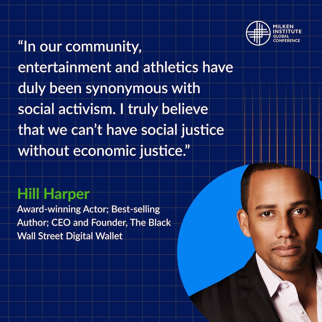 I am excited to participate in this year's #MIGlobal, where I'll be discussing financial inclusion through sports and entertainment alongside other experts, innovators, and visionaries. Get more information at globalconference.org