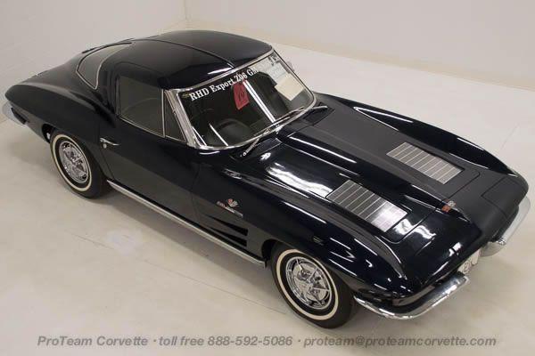 ProTeam Corvette