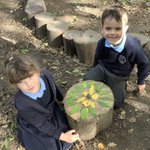 Image for the Tweet beginning: Sycamore class are loving making