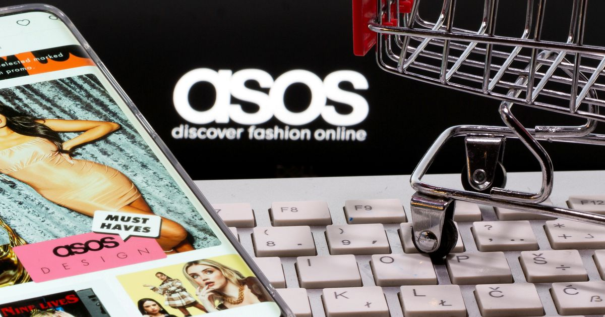 ASOS chief exec steps down as fast fashion retailer warns on profit