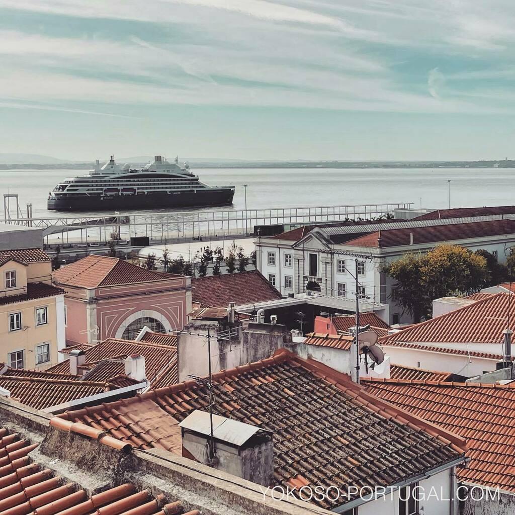 test ツイッターメディア - 大型客船の入港も多くなりリスボンは徐々に活気づいてきました。 #ポルトガル #リスボン https://t.co/AlS6q8jThO