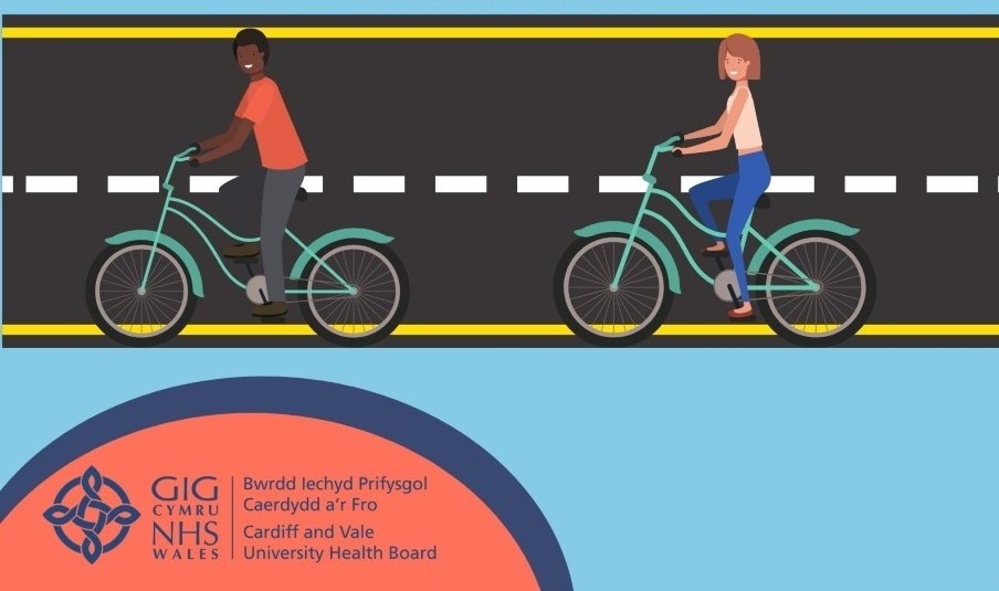 Thanks for sharing these events! 🚴🚲 Take a look at the below post from our partners @CV_UHB for more information! 👇👇  #MoveMoreEatWell #ActiveTravel #HealthyTravel
