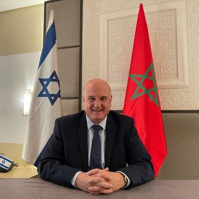 العلاقات الدبلوماسية بين إسرائيل والمغرب تتكامل مع ترفيع د. دافيد غوفرين رئيس
