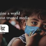 Image for the Tweet beginning: 'Imagine a World Without Trusted