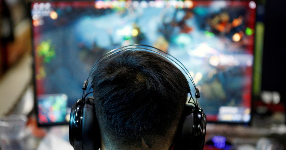 China state media says gaming time limit loopholes should be closed