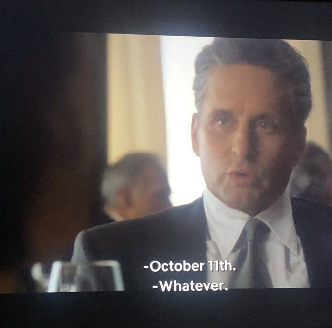 Happy Birthday to Michael Douglas s character in The Game