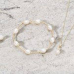 Image for the Tweet beginning: Pearl jewellery is perfect for
