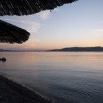 Image for the Tweet beginning: Sunset near Senj in Croatia. . #adriatic