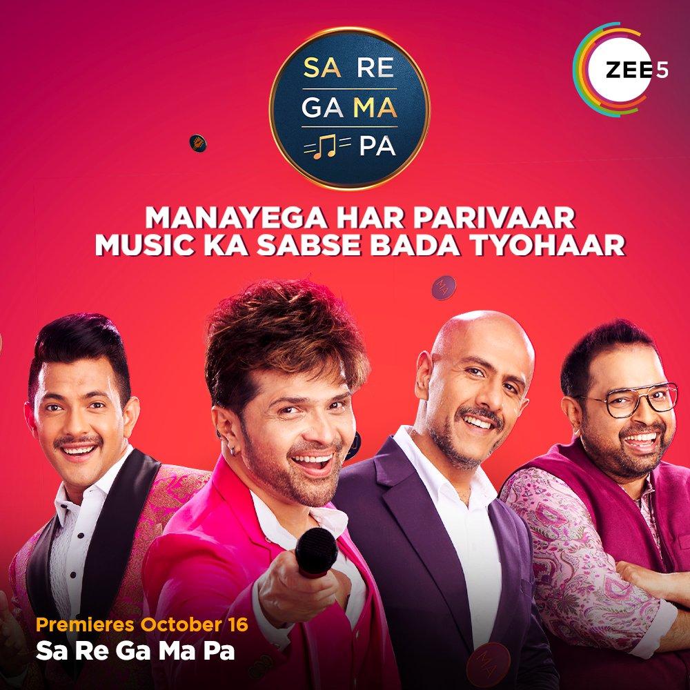 Sa Re Ga Ma Pa Episode 2 (17th October 2021) Hindi 720p HDRip 500MB Download