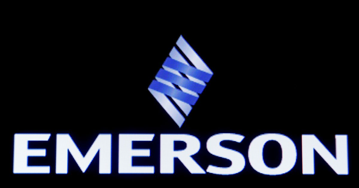 Emerson's software units, AspenTech to merge in $11 bln deal