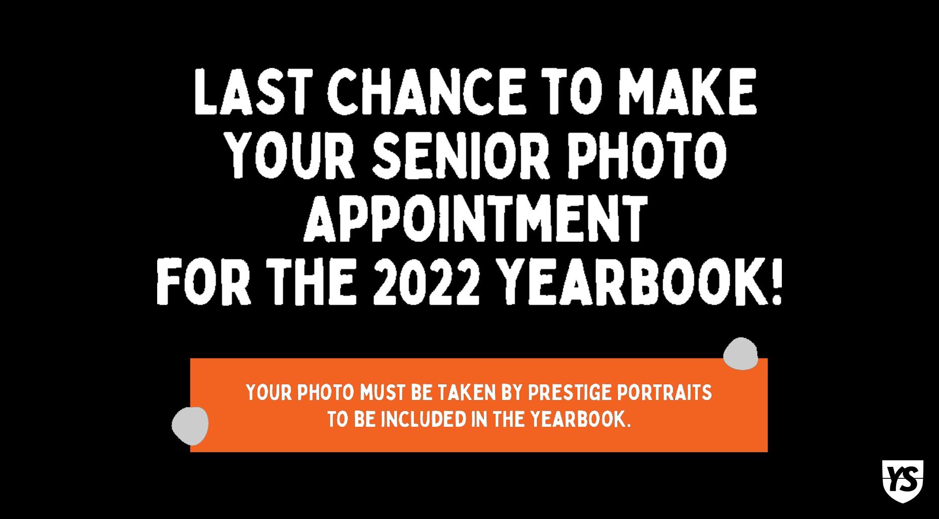 Senior Photo Graphic