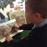 Image for the Tweet beginning: Oak class have been practising