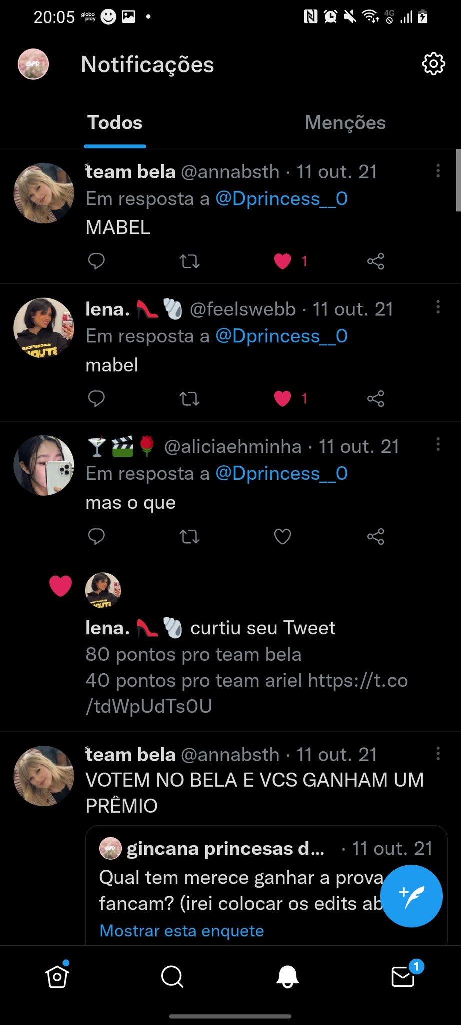Bela Twitter