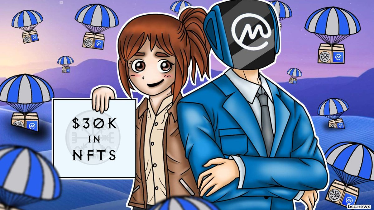 Another @RuneMMO x @CoinMarketCap #NFT #Airdrop! 💰$30,000 in NFTs 💰1,000 Winners! 💰Start Date: Oct 12th, 2021 8PM EST 💰End Date: Nov. 2nd, 2021 8PM EST Enter 👇 coinmarketcap.com/currencies/run… 💸 Play RUNE & Earn Crypto: Rune.Game 💸