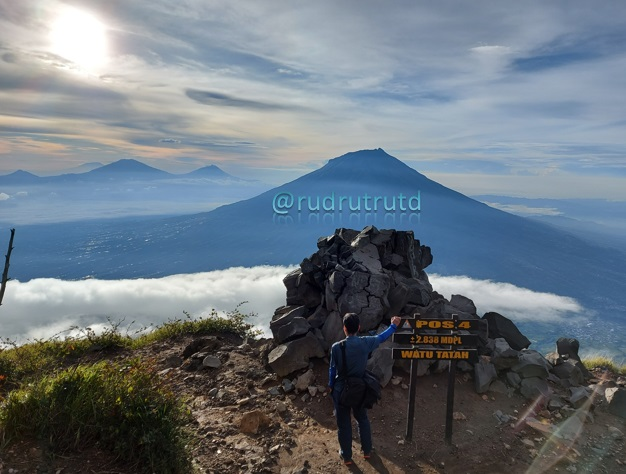 Tips Pendakian Gunung Sindoro