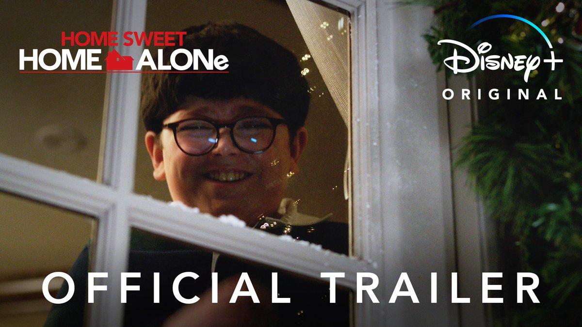 「ホーム・アローン」リブート映画「Home Sweet Home Alone」予告編。東京に旅立ってしまった両親に取り残されたマックスのもとに空き巣コンビの影が忍…。主人公を演じるのは「ジョジョ・ラビット」のヨーキー役が好評だったアーチー・イェーツ。11月12日よりDisney+で配信。