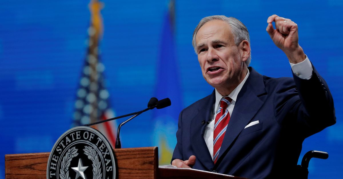Texas governor bars all COVID-19 vaccine mandates in state, rips Biden for 'bullying'