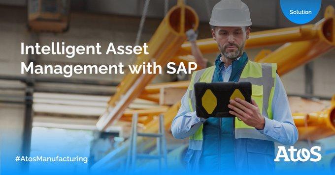 SAP Intelligent Asset Management improves manufacturing performance through eliminating...