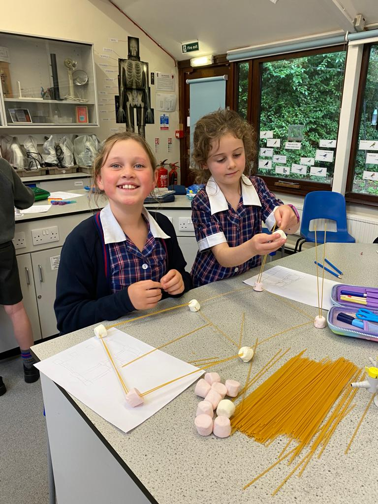 Definitely one to try at home! Great building everyone.  #STEM #Science #OPS #PrepSchool #Henley #Pangbourne #Oxford #School