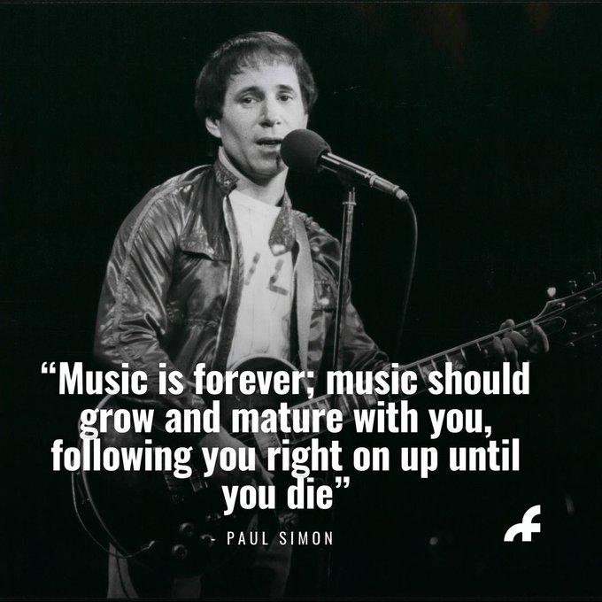 80 today, happy birthday Paul Simon!