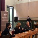 Image for the Tweet beginning: Presentació del projecte #AgroparcPenedès del