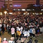 福岡市天神の警固公園、ハロウィーン期間中は閉鎖が発表!